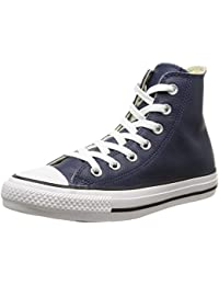 Converse Chuck Taylor All Star Adulte Seasonal Leather Hi, Unisex-Erwachsene Kurzschaft Stiefel