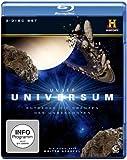 Unser Universum - Staffel 3 (History) [Blu-ray]