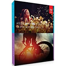 Adobe Photoshop Elements 15 & Premiere Elements 15 (PC/Mac)