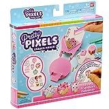 Bandai- Pretty Pixels- Krazy Pixels- Radiergummi-Fabrik- Starter-Set- Thema...