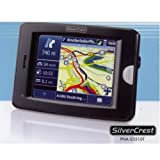 Silvercrest E3510T Navigationssystem 3,5 Display, MP3-Videoplayer, Navteq Europa - 41 Länderkarten, TMC, Bluetooth-Frei