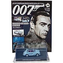 Colección de vehículos 007 James Bond Car Collection Nº 128 Morris Minor 1000 (Operación Trueno)