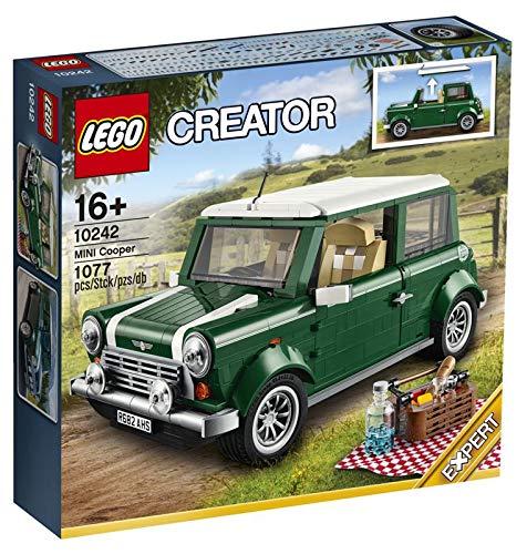 flaschen verschicken LEGO Creator 10242 MINI Cooper