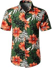 fe4a964a4 Amazon.co.uk: Green - Shirts / Tops, T-Shirts & Shirts: Clothing