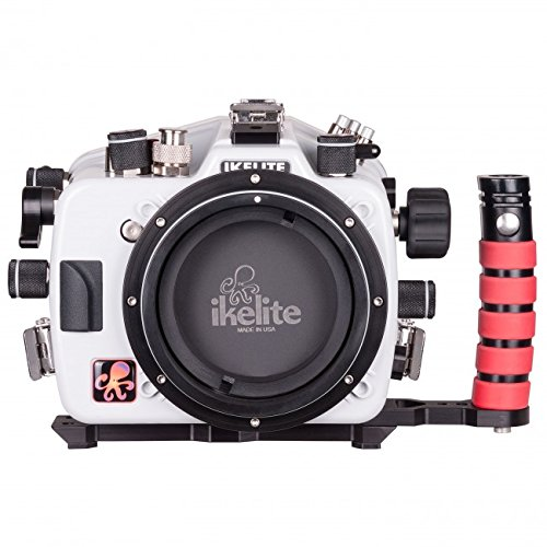 Ikelite Underwater DSLR Camera Housing for Nikon D500 with DL Port Max 50' [73005] Ikelite Port