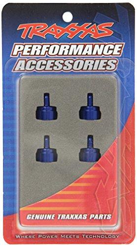 Aluminium Shock Cap Modell KFZ-Teile, Blau ()