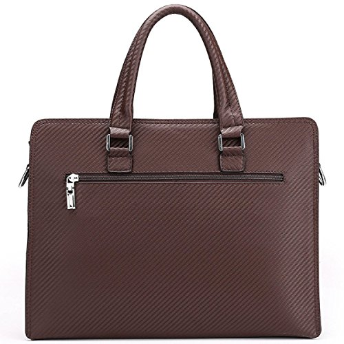 Herren Taschen Herren Aktentasche Bundle Business Casual Computer Taschen Schulter Messenger Bag Herren Handtaschen Taschen Brown
