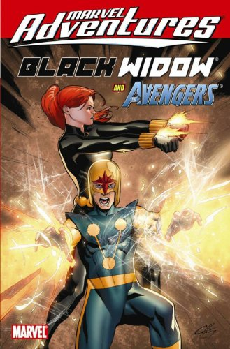 Black Widow and The Avengers