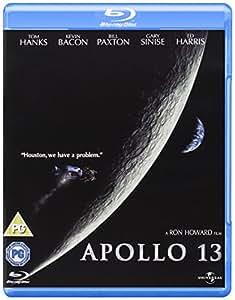 Apollo 13 [Blu-ray] [Region Free]