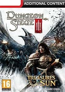 Dungeon Siege 3: Treasures of the Sun [Code jeu]