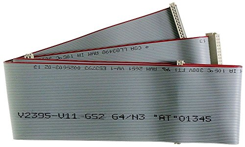 SCSI-2-Kabel intern 50-pol. 4 Abgriffe 70cm ID33