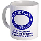 CafePress - Seinfeld - Vandelay Industries Mug - Unique Coffee Mug, Coffee Cup, Tea Cup
