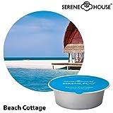 serene house wachs pod 35g - Beach Cottage 2er Pack