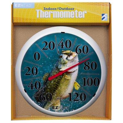 EZRead Gegenwind Consumer Produkte Zifferblatt Thermometer 34 13.25