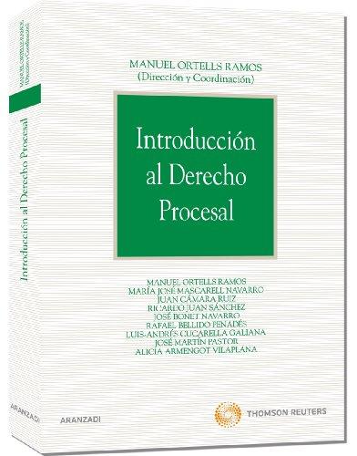 Introducción al Derecho Procesal (Manual)
