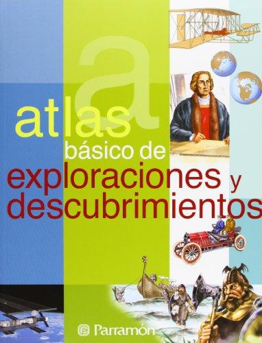 ATLAS BASICO DE EXPLORACIONES Y DESCUBRIMIENTOS (Atlas básicos) por Dolors Gassós