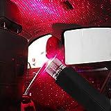 Romantische Universal Mini LED Auto Dach Sterne Nachtlichter Innenraum Ambiente Lampe Dekoration USB...