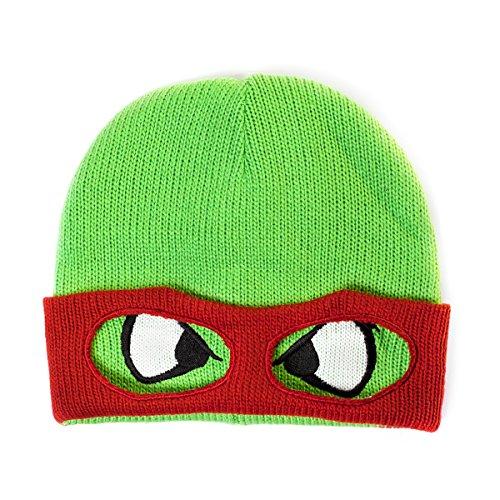Teenage Mutant Ninja Turtles Beanie Wollmütze: Raphael