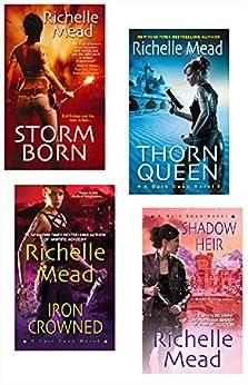 Richelle Mead Dark Swan Bundle: Storm Born, Thorn Queen, Iron Crowned & ShadowHeir de [Mead, Richelle]