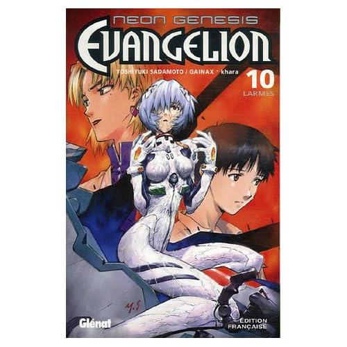 Neon Genesis Evangelion, Tome 10 : Larmes