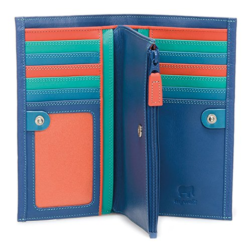 mywalit-leather-slim-wallet-with-inner-leaf-1168-aqua