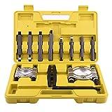 12 Stück Lagerabzieher Lager Separator Kit Lager Abzieher Werkzeug Satz