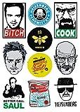 #4: Breaking Bad Stickers