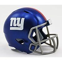 Riddell NEW YORK GIANTS NFL Speed POCKET PRO MICRO/POCKET-SIZE/MINI Football Helmet