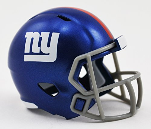 Riddell New York Giants Mini-Speed Pocket Pro Micro/Kamerahandys/Football Helm