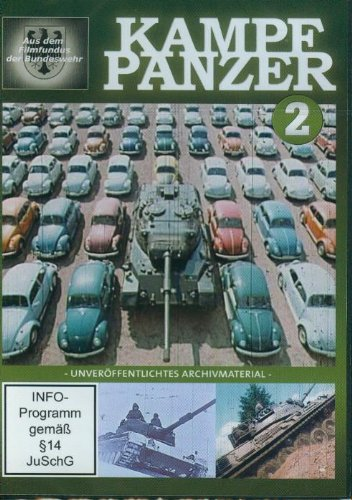 Kampfpanzer (2): Panzer der Bundeswehr Teil 2