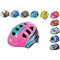 marca Meteor® Casco de bicicleta infantil, Casco diseñado para los más pequeños, casco