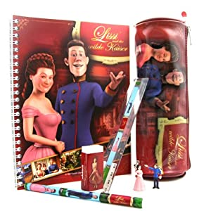 ministeck 12903  - Establecer un lápiz Lissi y Franz