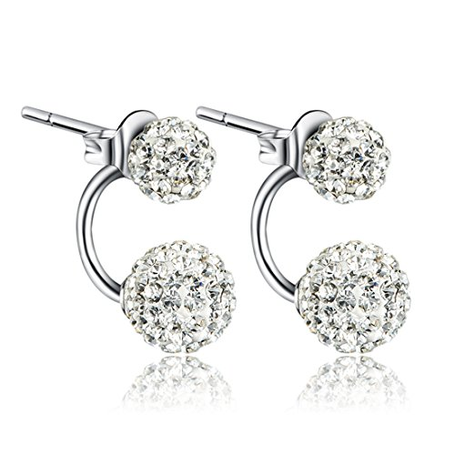blingery-925-sterling-silver-earrings-with-2-imitation-diamond-spheres-white-gold-plated