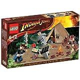 Lego Indiana Jones 7624 - Dschungelduell