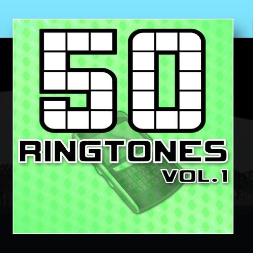 50 Ringtones Vol. 1 - 50 Top Ring Tones For Your Mobile Phone