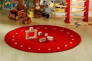 Beleuchteter Kinderzimmerteppich / Wandteppich