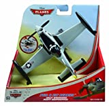 Disney Planes Pull and Fly Buddies Jolly Wrenches Dusty Crophopper
