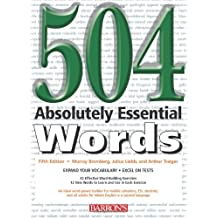 504 Absolutely Essential Words 5th edition