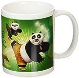 Pyramid International MG23843 Kung Fu Panda 3 (Kick) Keramikbecher, Mehrfarbig, 8,5 x 12 x 10,5 cm