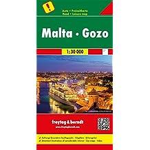 Freytag Berndt Autokarten, Malta - Gozo - Maßstab 1:30.000 (freytag & berndt Auto + Freizeitkarten)