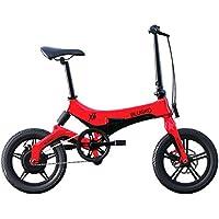 Bluoko Bicicleta eléctrica Plegable ...