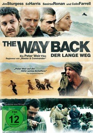 Bild von Way Back, The - Der lange Weg (DVD)VL Min: 128DD5.1WS