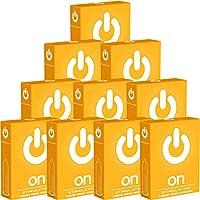 On) Stimulation Sparpack! 30 (10 x 3) Kondome mit Noppen preisvergleich bei billige-tabletten.eu