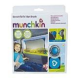 Best Seggiolini auto per bambini Munchkin - Munchkin 012353 Tendina Parasole Adattabile per Auto, Nero Review