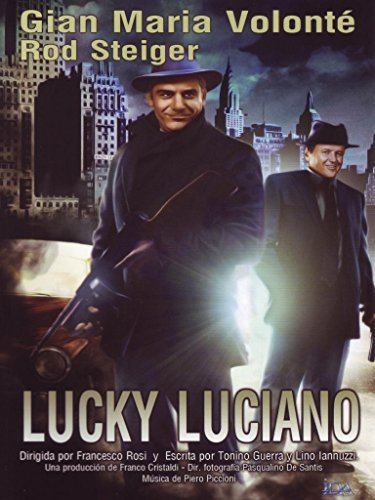Lucky Luciano(Spagna) [IT Import]