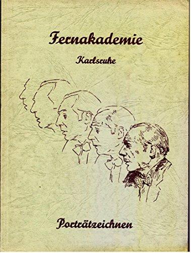 Fernakademie Karlsruhe. Porträtzeichnen.