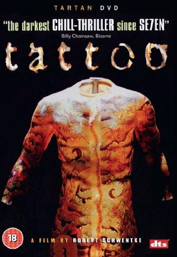 Tattoo [DVD] by August Diehl