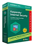 Best Logiciels de sécurité Internet - Kaspersky Internet Security 2018 | 1 Poste | Review