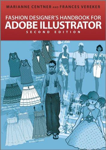 Fashion Designer's Handbook for Adobe Illustrator por Marianne Centner