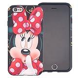 Coque iPhone 6S Plus / iPhone 6 Plus , DISNEY Mignonne Minnie Mouse Étui Housse...
